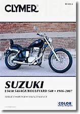 Suzuki LS 650 / Boulevard S40