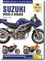 Suzuki SV650 (1999-2005)