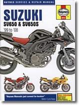 Suzuki SV 650 (1999-2008)