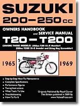 Suzuki T20 et T200
