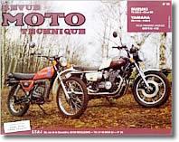 Suzuki TS 125 C et TS 125 ER