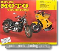 Triumph 3 cylindres 750 et 900 cm³