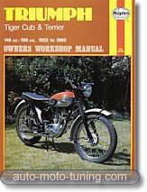 Triumph 149 cm³ et 199 cm³