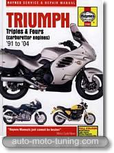 Triumph 750, 900, 1000, 1200 cm³
