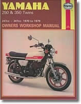 Yamaha YD, RD, 250 et 350