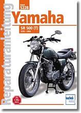 Yamaha SR 500T