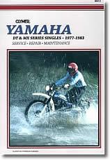 Yamaha, DT, MX, 100 à 400 cm³