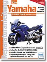 Yamaha FJR 1300 et FJR 1300 A
