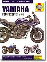 Yamaha FZ6 Fazer (2004 à 2008)