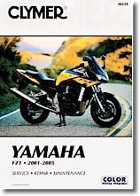 Yamaha FZ1 et FZS 1000