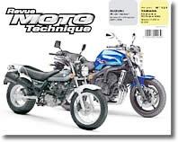 Yamaha FZ6 et FZ6 S2