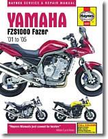 Yamaha FZS 1000 Fazer (2001-2005)