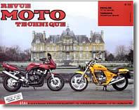 Yamaha FZS600 Fazer (depuis 1998)