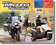 Yamaha YP 125 D et E, modèle Majesty de 2001 à 2007