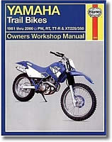 Yamaha Trail : PW, RT, TTR, XT