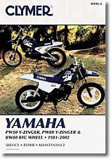 Yamaha PW 50, PW 80, BW 80