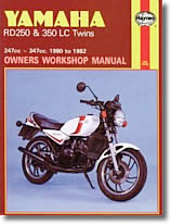 Yamaha RD 250LC et RD 350LC