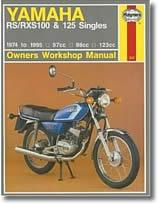 Yamaha RS, RSX, 100 et 125
