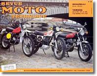 Yamaha XT 500 et SR 500
