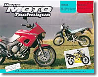 Yamaha TDM 850 jusqu'à 1995