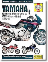Yamaha TDM 850 et TRX 850