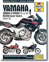 Yamaha XTZ 750 Super Ténéré, TDM 850, TRX 850