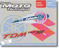 Yamaha TDM 900 (2002 et 2003)
