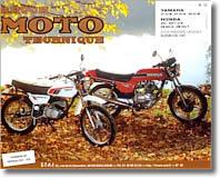 Yamaha DT, RD, TY, 50 cm³
