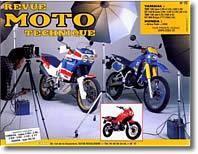 Yamaha TZR, DT, TDR, 125, 200