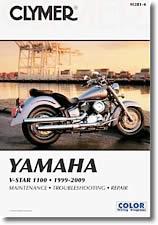 Yamaha XVS 1100 V-Star