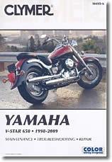 Yamaha V-Star 650 (1998-2009)