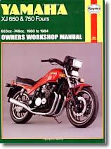 Yamaha XJ 650 (1980 à 1984)