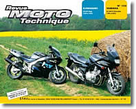 Yamaha XJ 900 S Diversion (1995 à 2002)