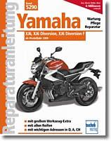 Yamha XJ6