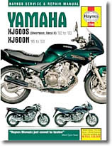 Yamaha XJ 600 Diversion, N et Seca II