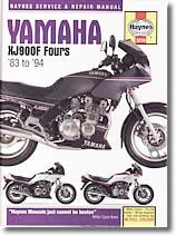 Yamaha XJ 900F (1983-1994)