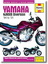 Yamaha XJ900S (1994-2001)