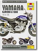 Yamaha XJR 1200 et XJR 1300 (1995 à 2006)