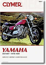 Yamaha XS 1100 (1978 à 1981)