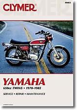 Yamaha XS1, XS2, XS 650 et TX 650