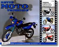 Yamaha XT 550, XT 600