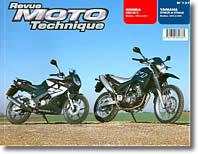 Yamaha XT 660 R et XT 660 X