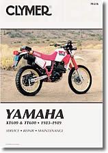 Yamaha XT 600 et TT 600