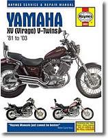 Yamaha XV Virago 535 et 700
