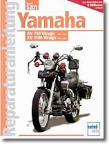 Yamaha XV 750 Virago et XV 1100