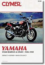 Yamaha YX600 Radian et FZ600 (1986-1990)
