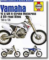Yamaha YZ et WR, 250, 400 et 426