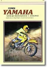 Yamaha YZ 50, 60 et 80 cm³