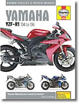 Yamaha YZF R1 (2004 à 2006)