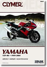 Yamaha YZF R6 (1999 à 2004)